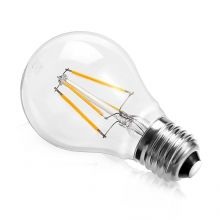 JSG Accessories® 8W Retro Style Classic Glass LED Filament bulb, E27 base